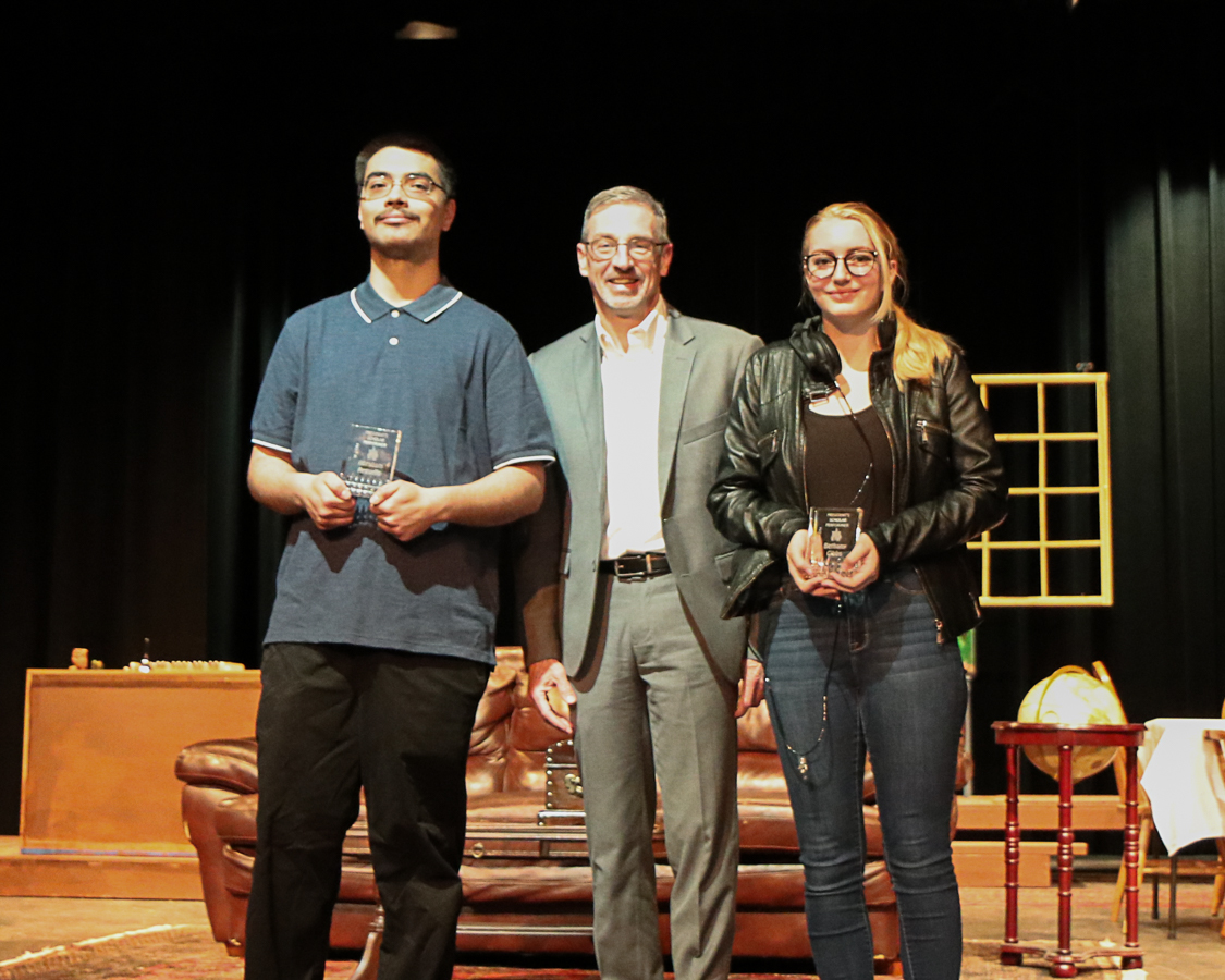 Northeatern Theater Scholar Awards 2019