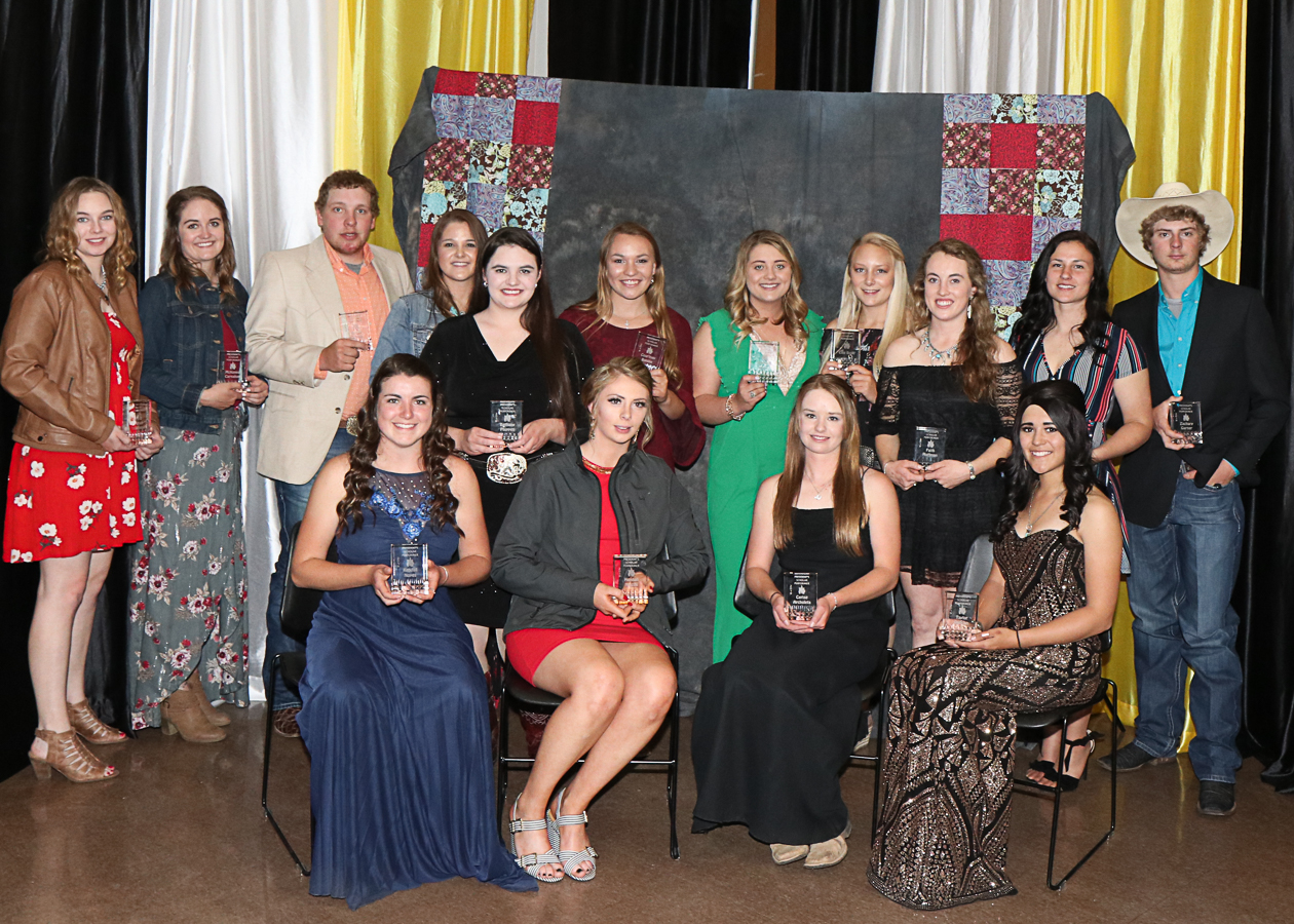 Northeastern Ag Athletic Scholar Awards 2019