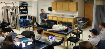 Athletic Training & Sports Medicine