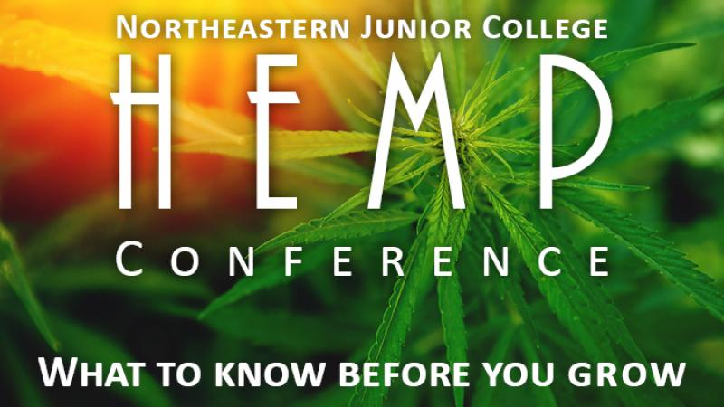 Northeastern Junior College Hemp Conference