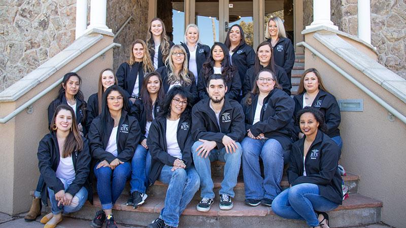 2020 Associate Degree nursing students