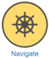 The Navigate platform can be accessed through the student portal Access NJC.