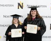 Northeastern Charles F. Poole Award winners 2019