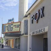 Fox Five movie theater in Sterling, Colorado
