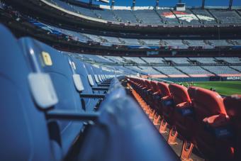 Denver Bronco Stadium