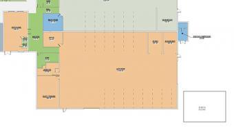 Automotive floorplan