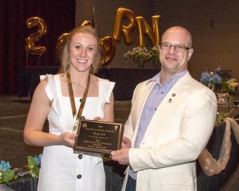 Northeastern 2019 Nursing Pinning Highest GPA