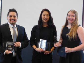 Northeastern takes top honors at Daniels Fund Ethics Contest
