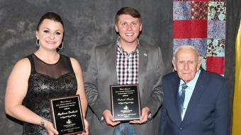 Northeastern Jack Annan Agriculture Achievement Award