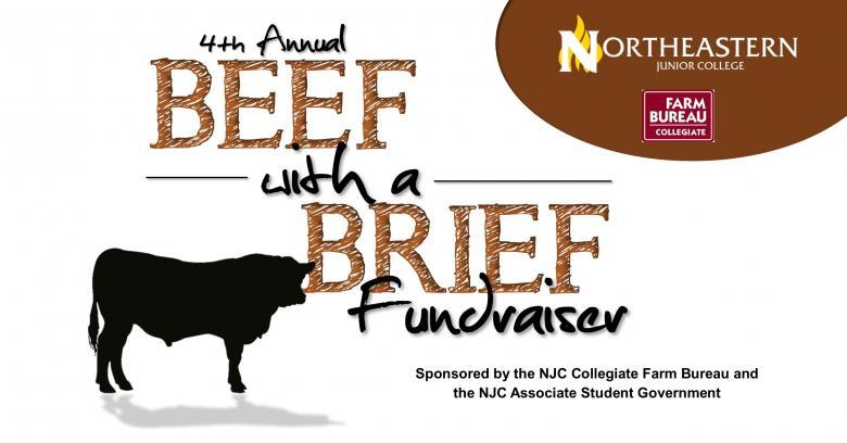 Beef with a Brief Fundraiser | Northeastern Junior College